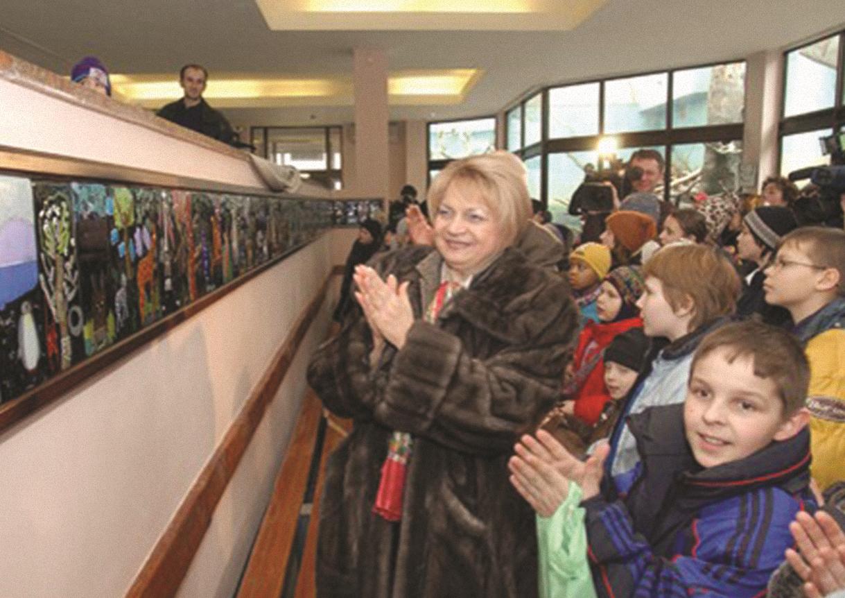 Людмила Ивановна Швецова (1949–2014)