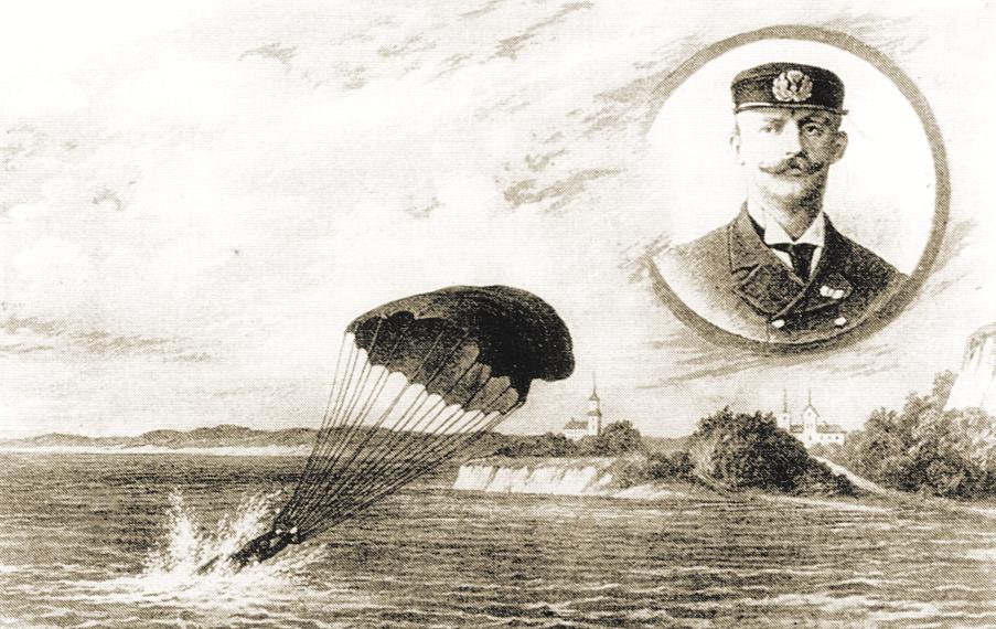 Прыжки с парашютом в Ильинском