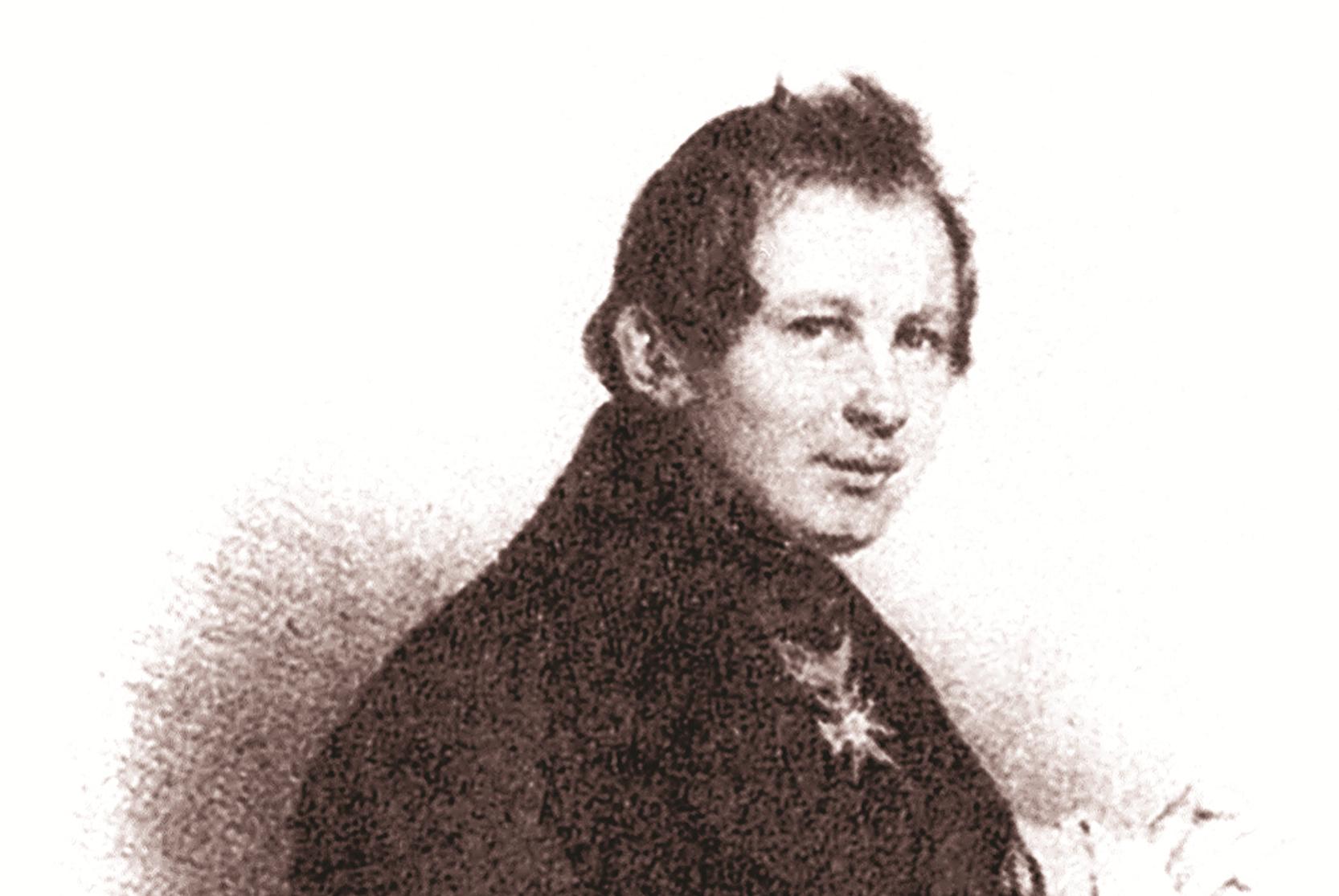 Федор Григорьевич Солнцев-портретист