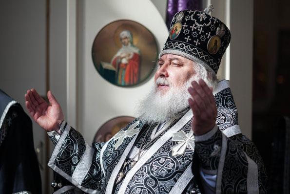Митрополиту Истринскому Арсению (Епифанову) — 60 лет