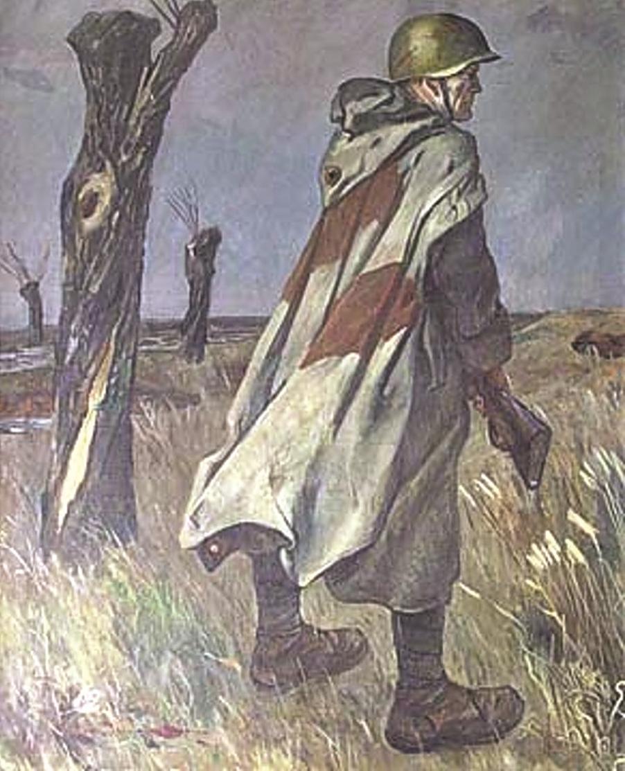 Стихотворения 1943–1944 годов