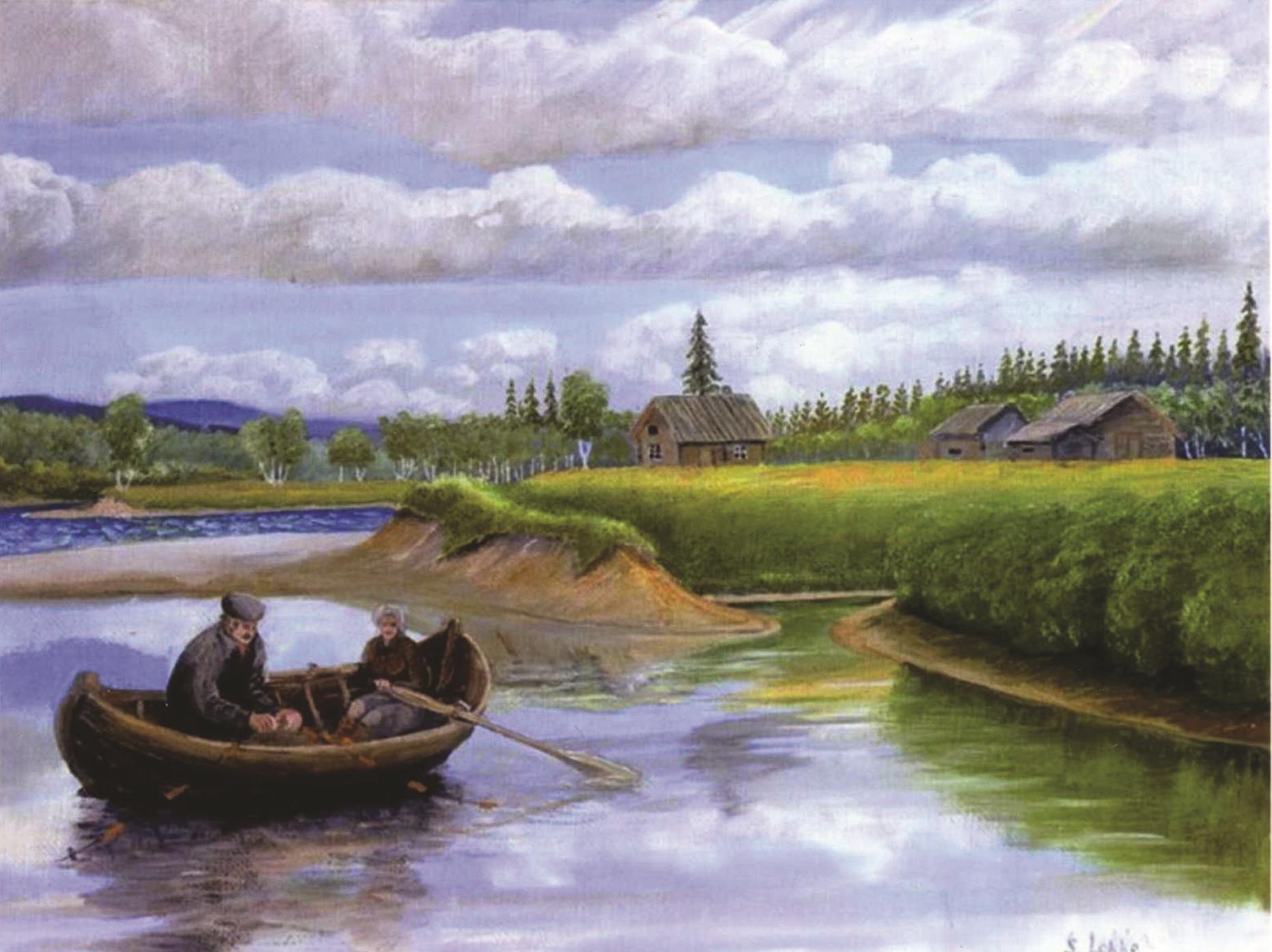 Российская колонизация  Мурманского берега