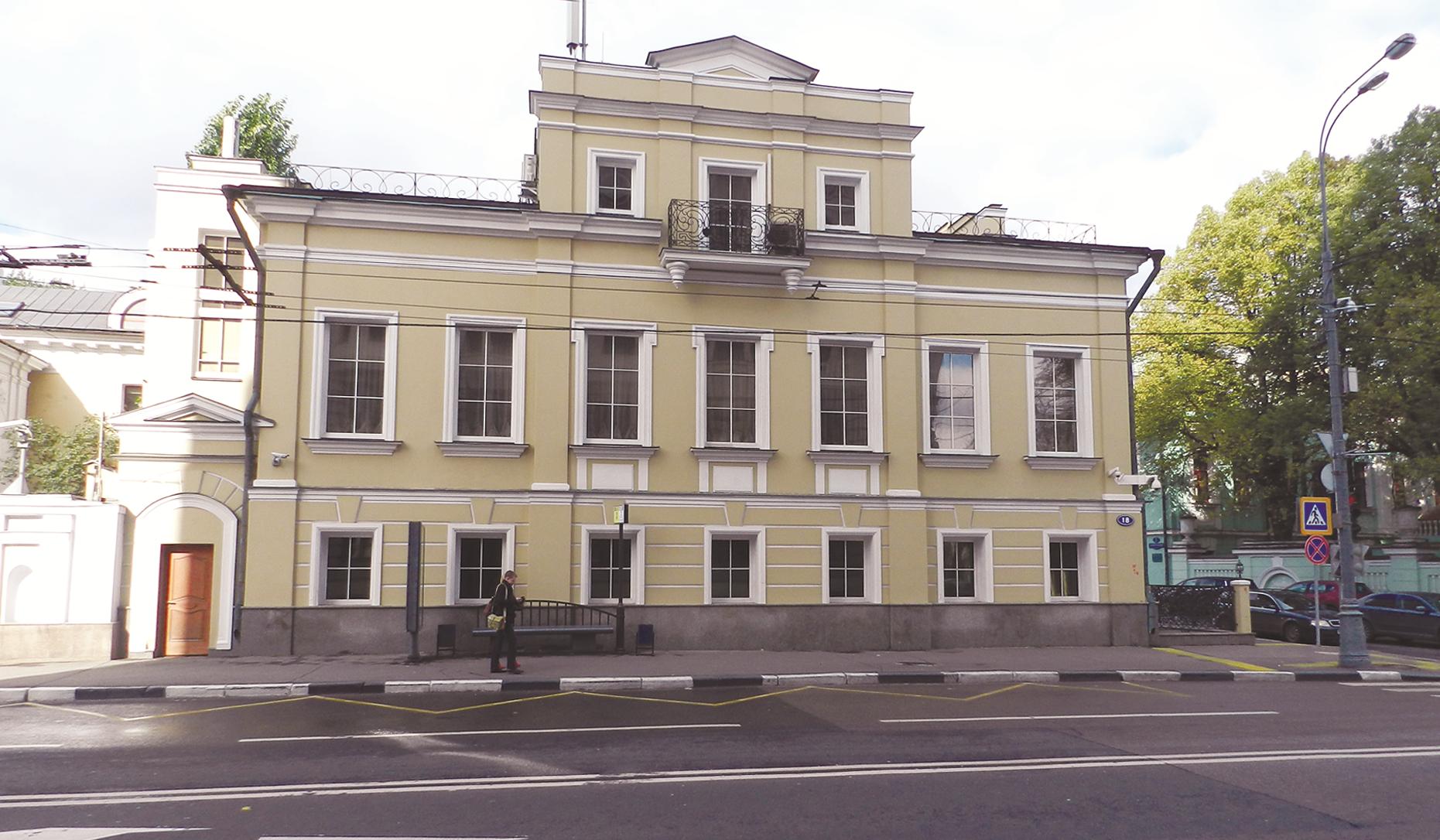 Дом «бабушки» Яньковой
