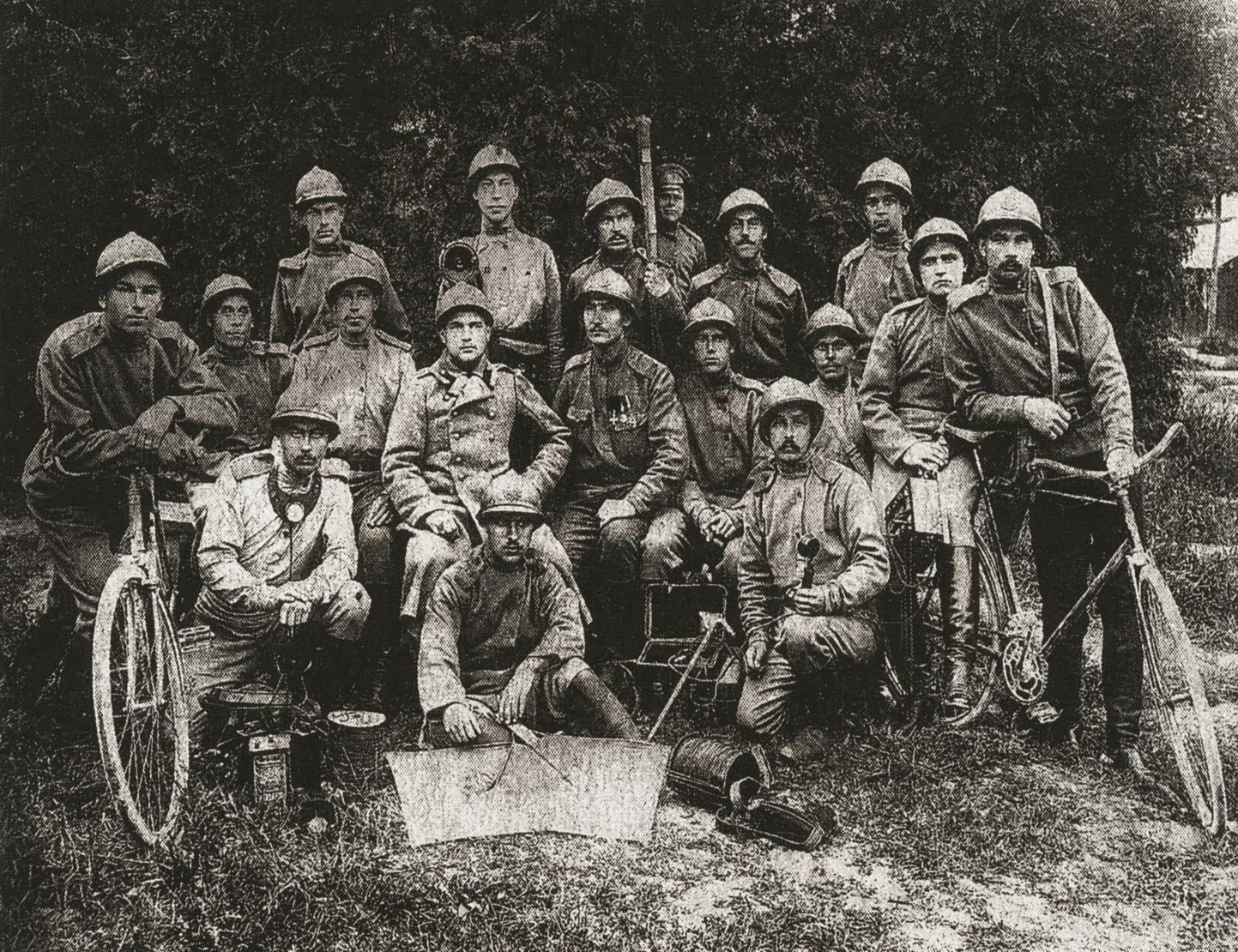Напоминание о Первой мировой войне