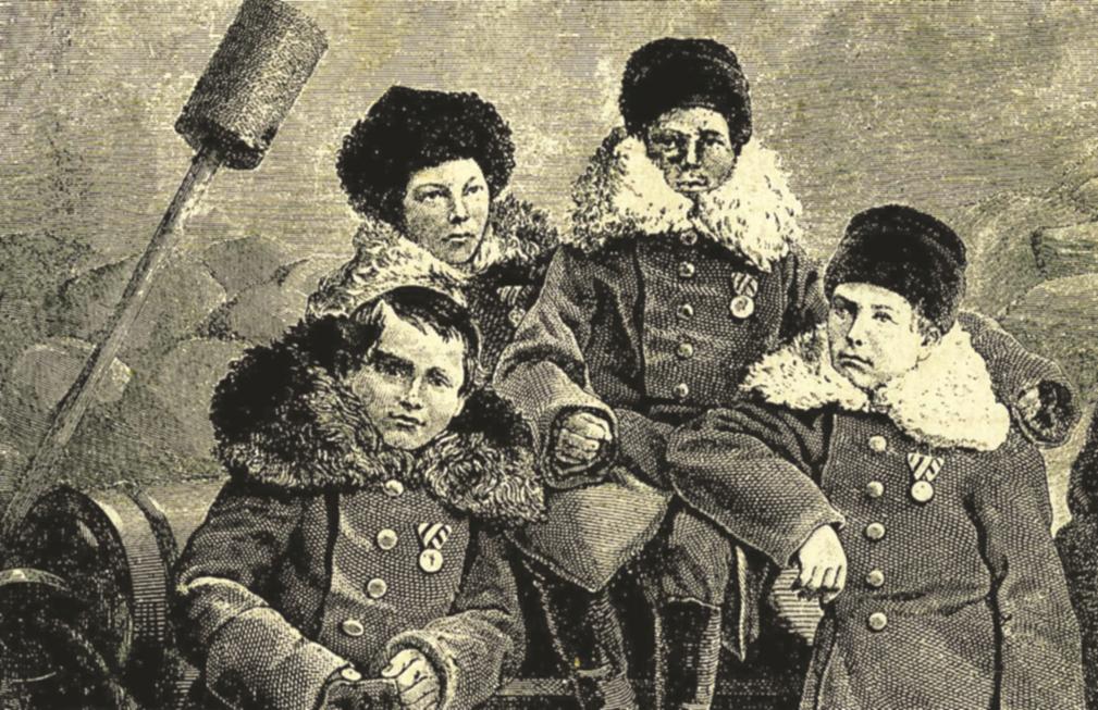 Крымская война: Москва — Севастополю