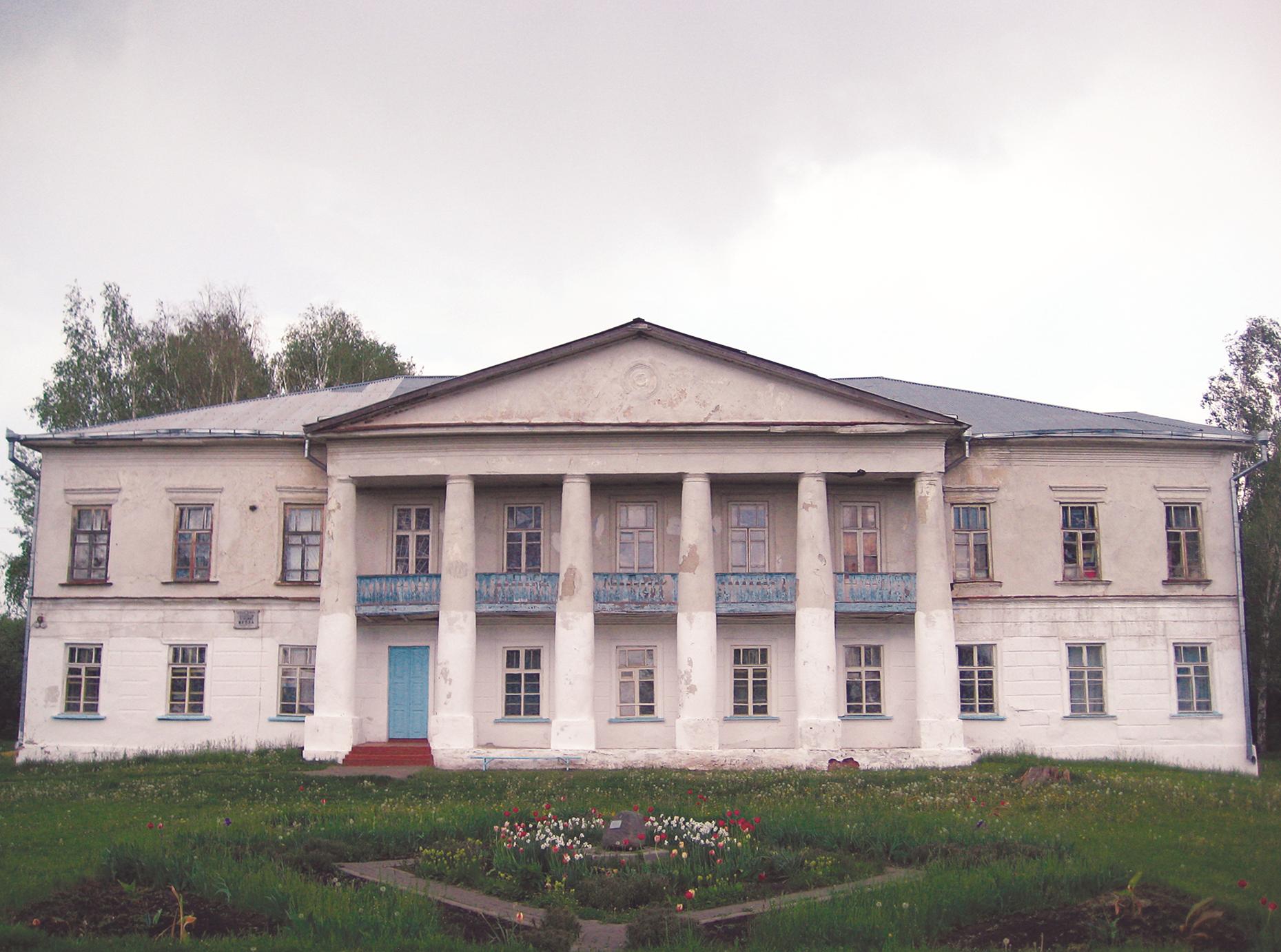 Богородское-Лунино