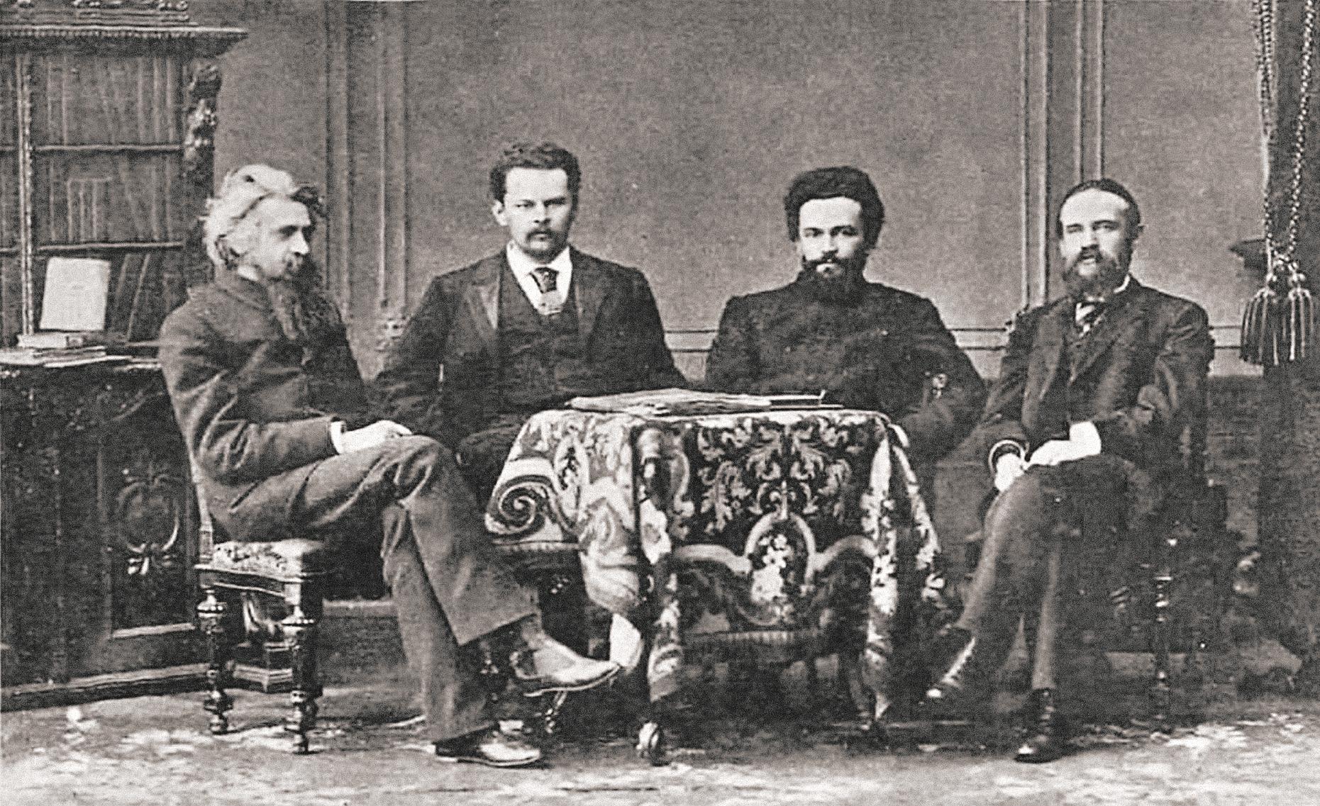 И. А. Бунин в Царицыне