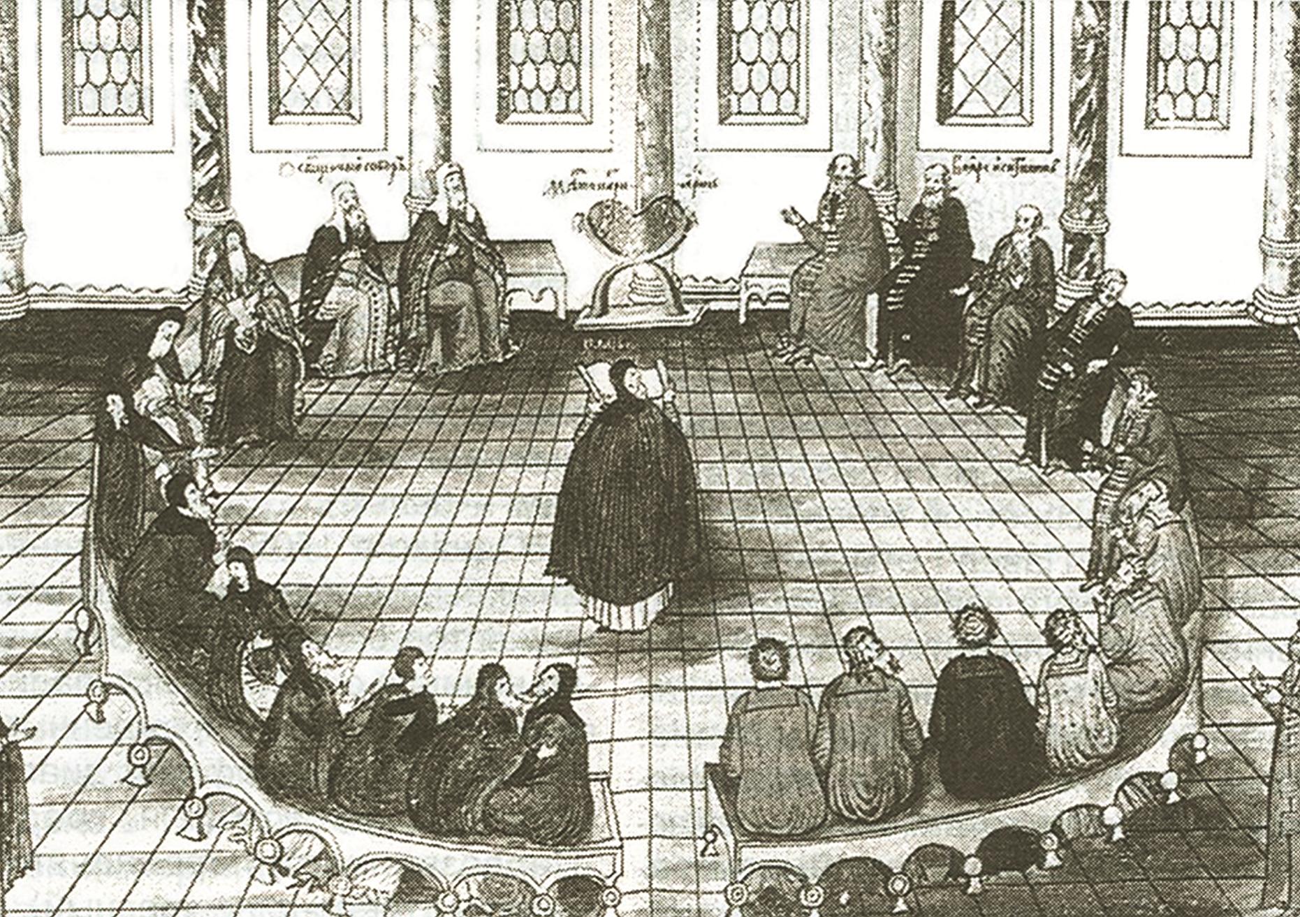 Богдан Матвеевич Хитрово (1615–1680)