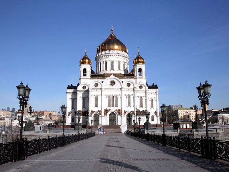 Храмы Москвы:  возрождение