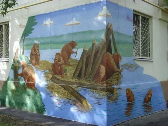 «Бобруйский дворик»  в Сокольниках