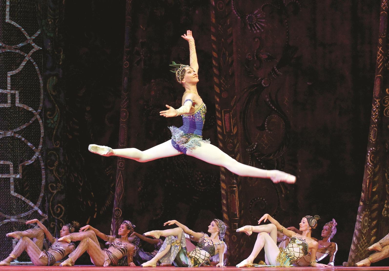 Первый русский сказочный балет