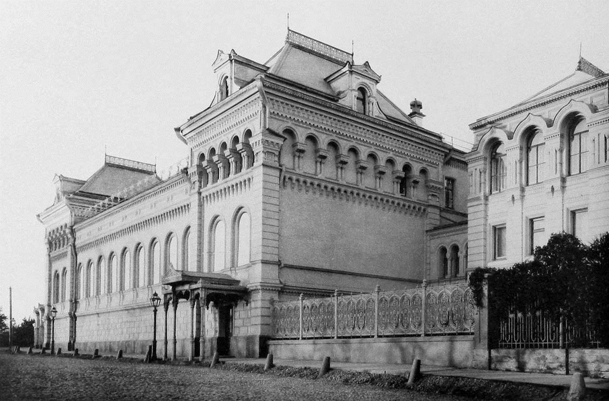 «Москва сделалась центром русского искусства»