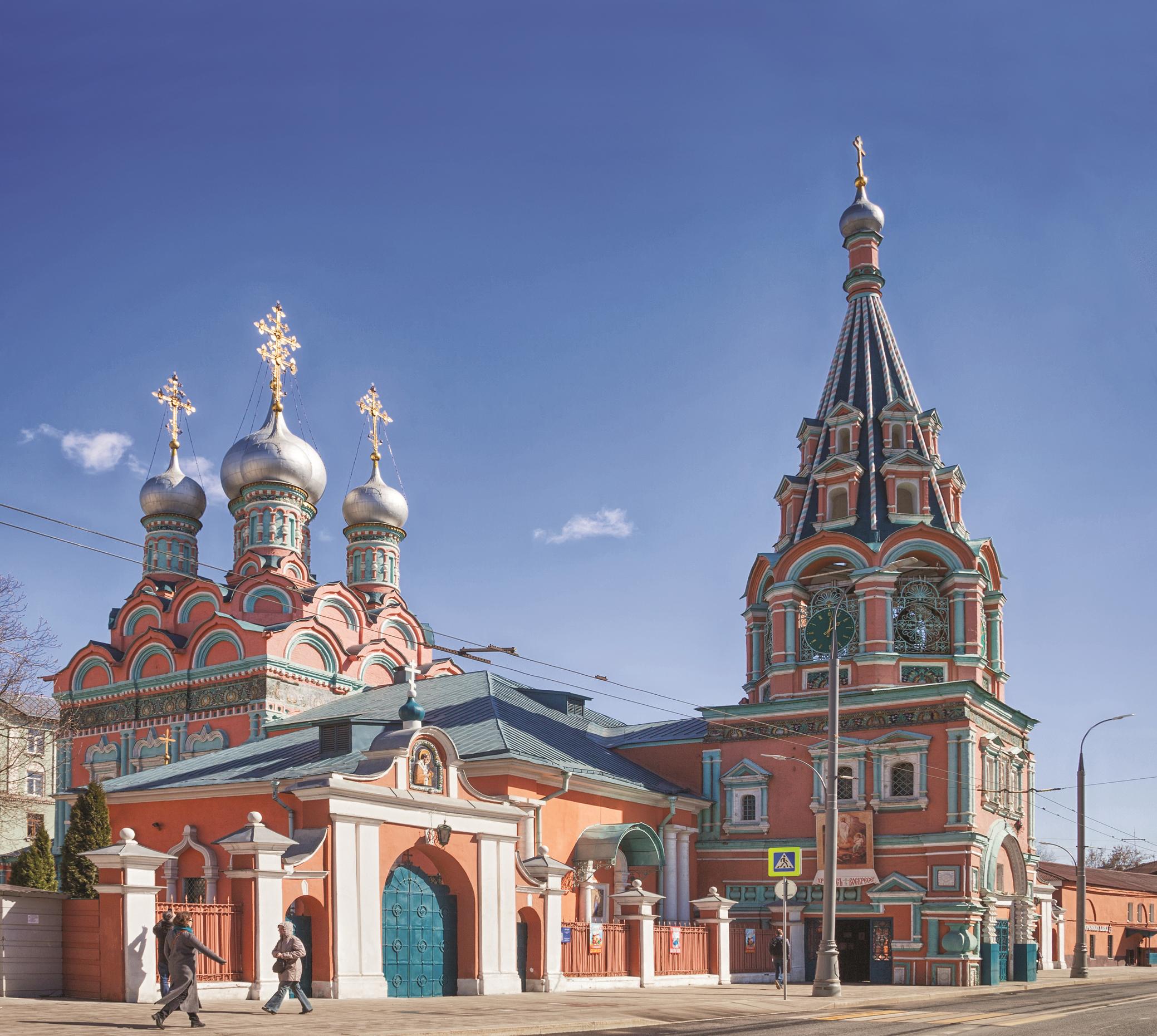 Шедевр русского узорочья