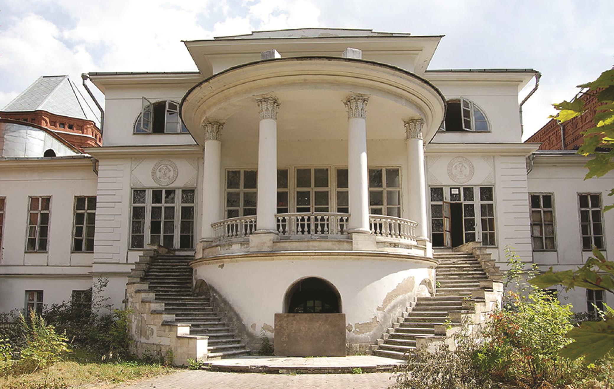 Покровское-Стрешнево: реставрация