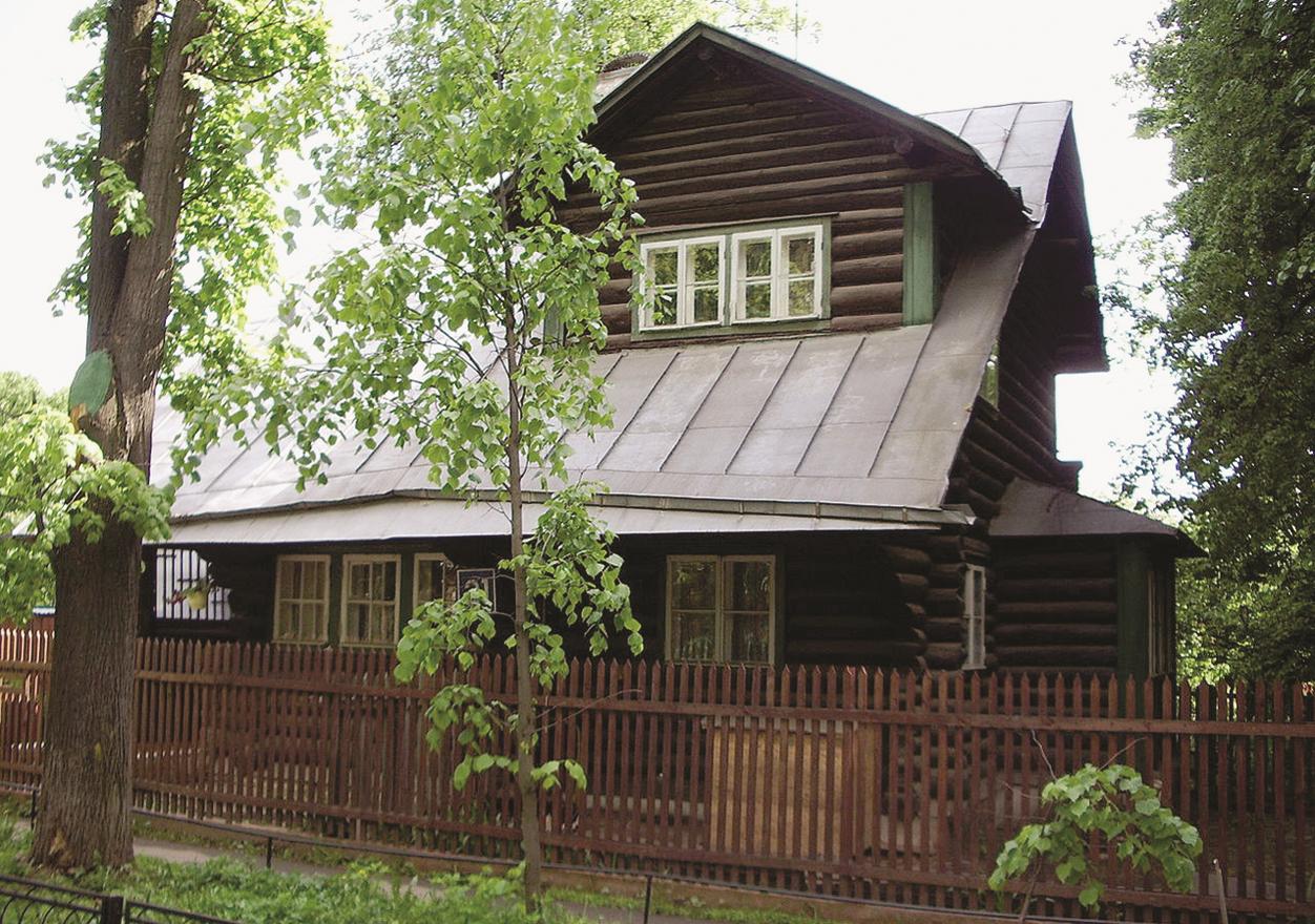 Поселок Сокол в Москве