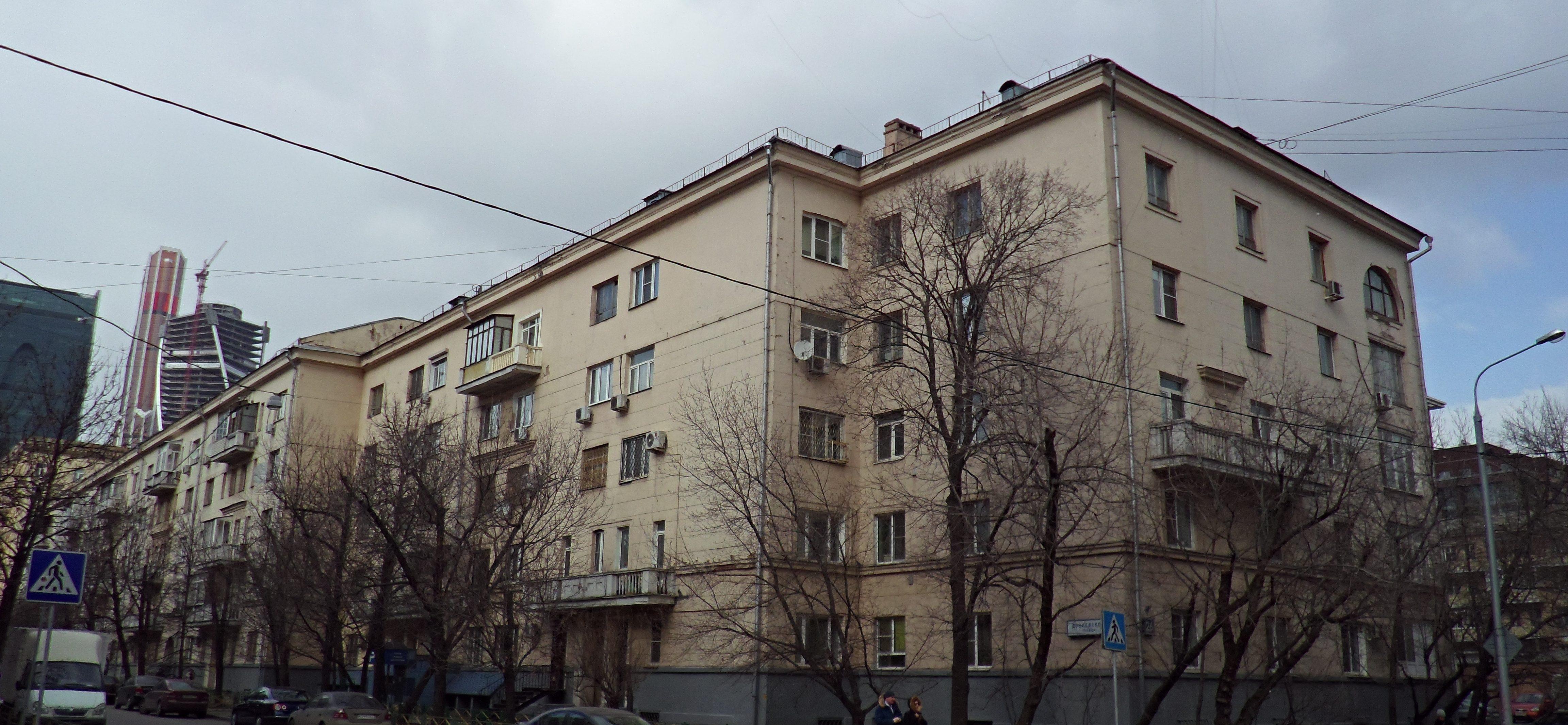 Дом на Студенческой улице