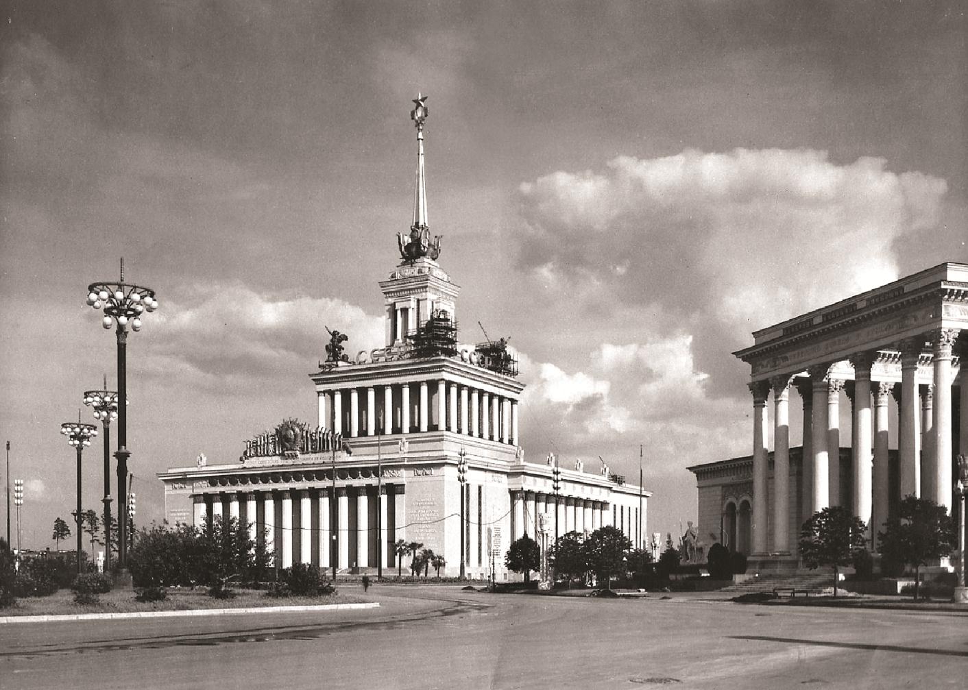 Главная выставка страны: из прошлого в будущее