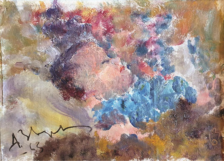 О художнике Анатолии Тимофеевиче Звереве (1931–1986)