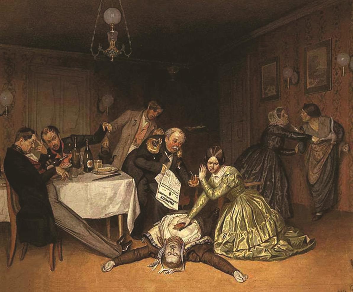 Эпидемия холеры в Москве (1830)